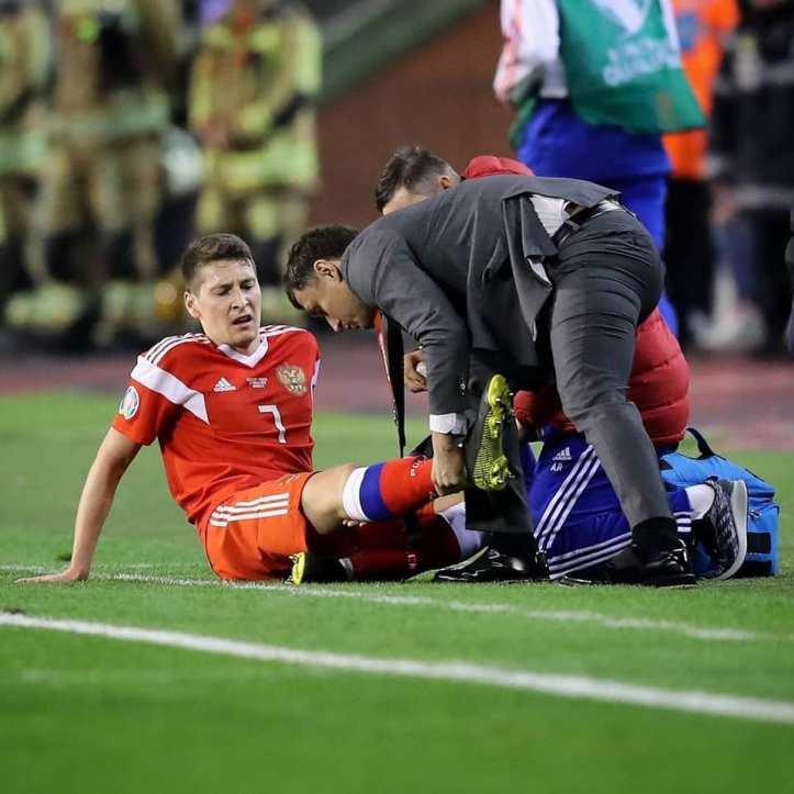 Russia-Belgio